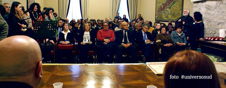 Premiazione Universum Academy Basilicata